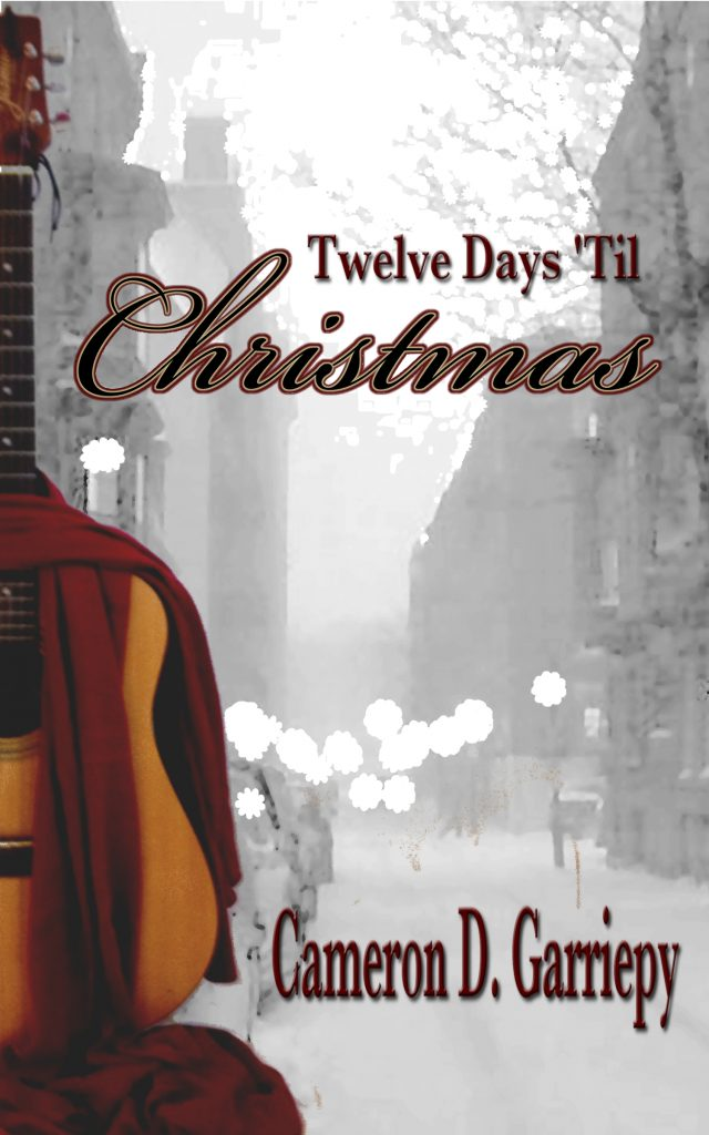 Book Cover: Twelve Days 'Til Christmas