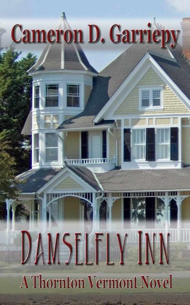 Book Cover: Damselfly Inn