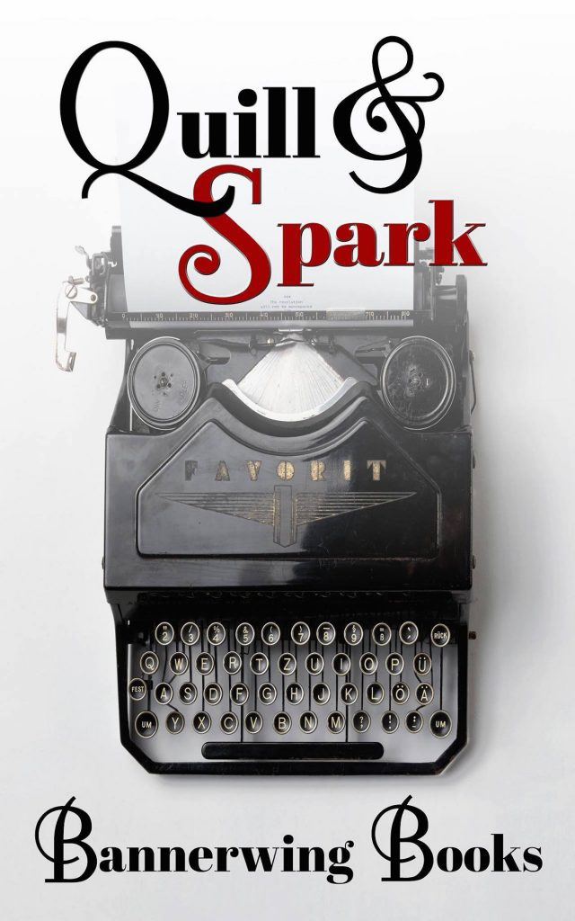 Book Cover: Quill & Spark