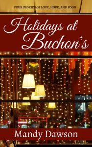 Book Cover: Holidays at Buchons'